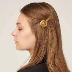 Gold Hair barrette/clip